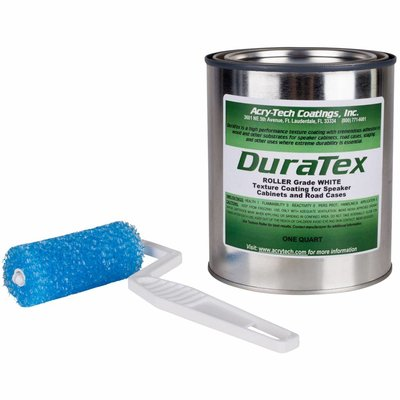 Acry-Tech DuraTex Roller Grade 1kg Speaker Cabinet Coating Kit