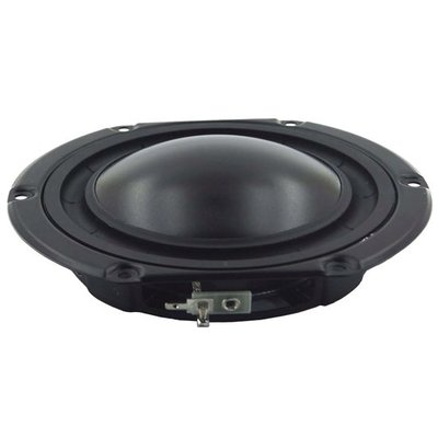 "Peerless by Tymphany GBS-135F25AL02-04 5-1/4"" Aluminum Cone Woofer"