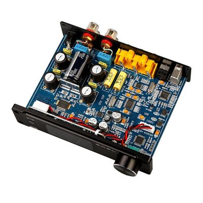 SMSL Q5 PRO 2x40W class D Amplifier with DAC