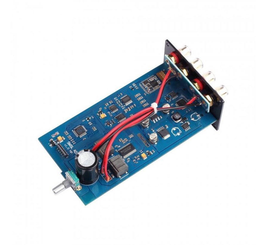 AD13 2 x 30W Stereo Bluetooth 4.0 Amplifier with USB DAC  and Remote