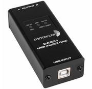 Dayton Audio DAC01 | 24-bit/96 kHz