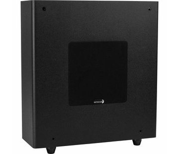 "Dayton Audio MKSX4 Four 4"" Driver Low Profile Passive Subwoofer"