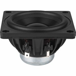 "Dayton Audio DMA70-8 2-1/2"" Dual Magnet Aluminum Cone Full-Range Driver"