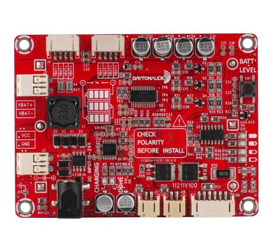 LBB-3 18650 x 3 Battery Power Board