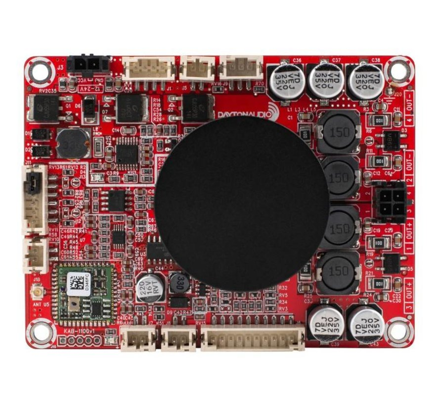 KAB-100M 1x100W Class D Audio Amplifier Board with Bluetooth 4.0