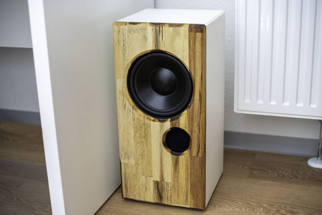 #21 Living Room Subwoofer with Dayton Audio