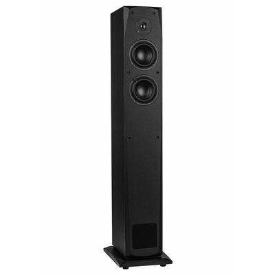 "Dayton Audio MK442T 4"" 2-Way Transmission Line Tower Speaker Pair"
