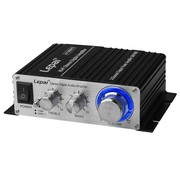 Lepai LP-2020TI Digital Hi-Fi Audio Mini Class D Stereo Amplifier with Power Supply