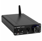 Lepai LP1601S 200W Class D Stereo Amplifier with Bluetooth and Power Supply