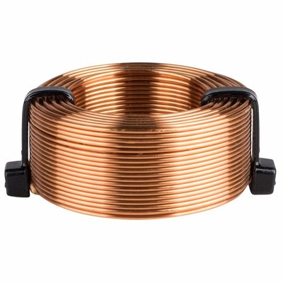 Dayton Audio AC201-2 | 1.2 mH | 0.82 Ω | 5% | 20 AWG | Air Core Inductor Crossover Coil