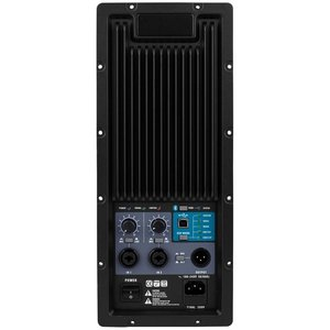 Dayton Audio PPA800DSP 2-Way Plate Amplifier 800W 2-Channel with DSP and Bluetooth