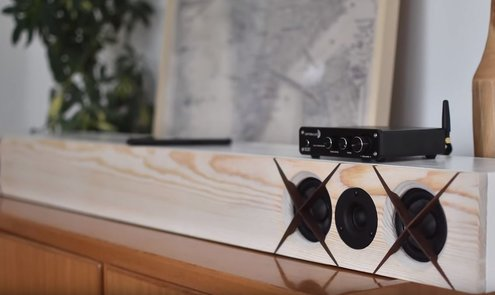 Soundbar & Subwoofer by Erik Did It