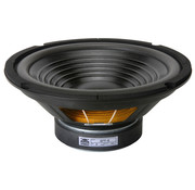 "GRS 8PF-8 8"" Paper Cone Foam Surround Woofer"