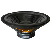"GRS 10PF-8 10"" Paper Cone Foam Surround Woofer"
