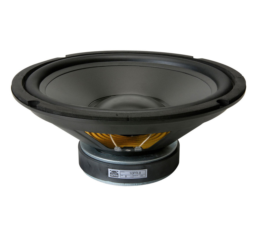 "10PR-8 10"" Poly Cone Rubber Surround Woofer"