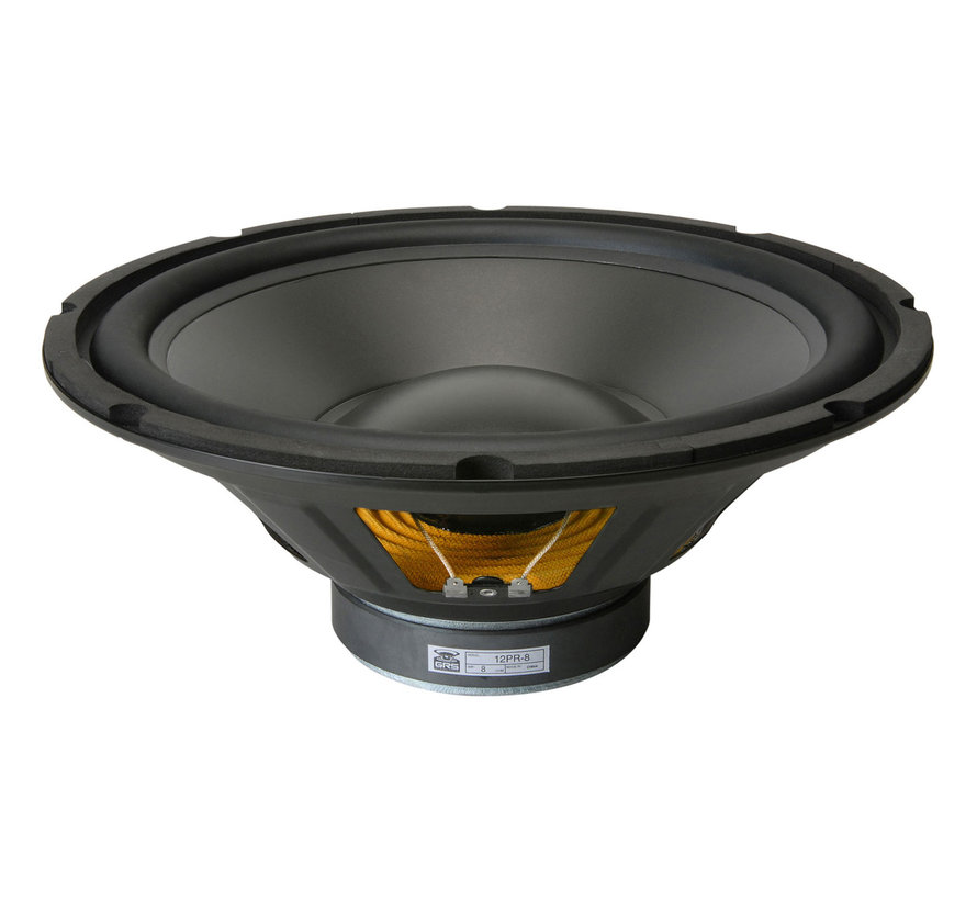 "12PR-8 12"" Poly Cone Rubber Surround Woofer"