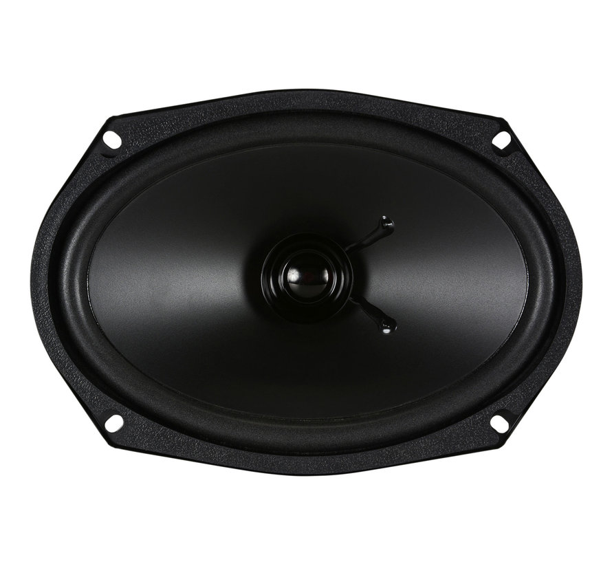 "69AS-4 6"" x 9"" Dual Cone Replacement Car Speaker 4 Ohm"
