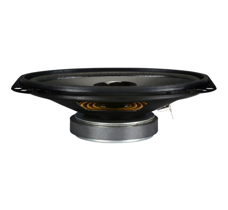 "46AS-4 4"" x 6"" Dual Cone Replacement Car Speaker 4 Ohm"