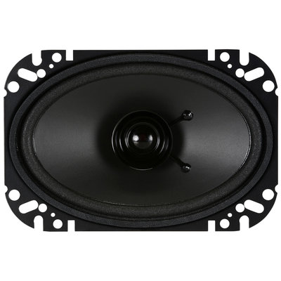"GRS 46AS-4 4"" x 6"" Dual Cone Replacement Car Speaker 4 Ohm"