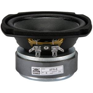 """GRS 4FR-8 Full-Range 4-1/2"""" Speaker Pioneer Type A11EC80-02F"""