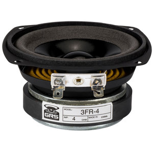 """GRS 3FR-4 Full-Range 3"""" Speaker Driver"""