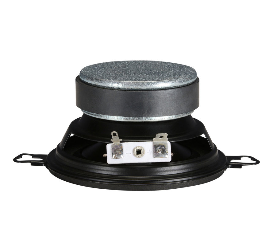 """3AS-4 3-1/2"""" Dual Cone Replacement Car Speaker 4 Ohm"""
