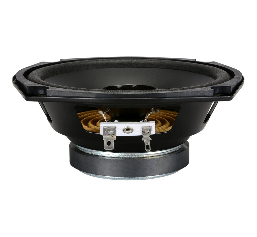 "5AS-4 5-1/4"" Car Replacement Speaker 4 Ohm"