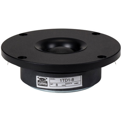 "GRS 1TD1-8 1"" Dome Tweeter 8 Ohm"