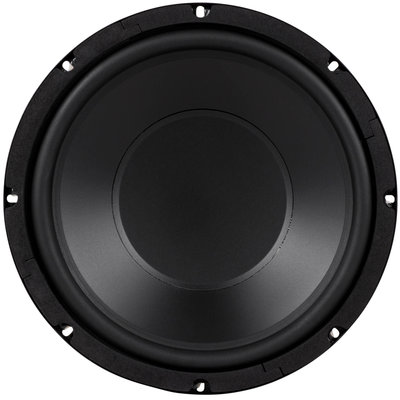 """GRS 10SW-4 10"""" Poly Cone Subwoofer 4 Ohm"""