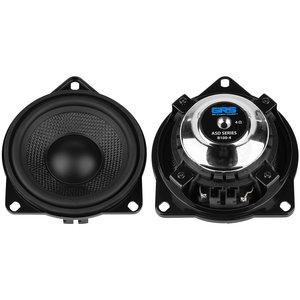 "GRS B100-4 ASD Series 4"" Glass Fiber Cone Speaker Pair Upgrade Kit for Select BMW Models"