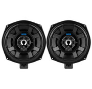 "GRS B200-4 ASD Series 8"" Glass Fiber Subwoofer Speaker Pair Upgrade Kit for Select BMW Models 4 Ohms"