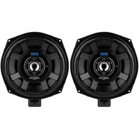 "GRS B200-2 ASD Series 8"" Glass Fiber Subwoofer Speaker Pair Upgrade Kit for Select BMW Models 2 Ohms"