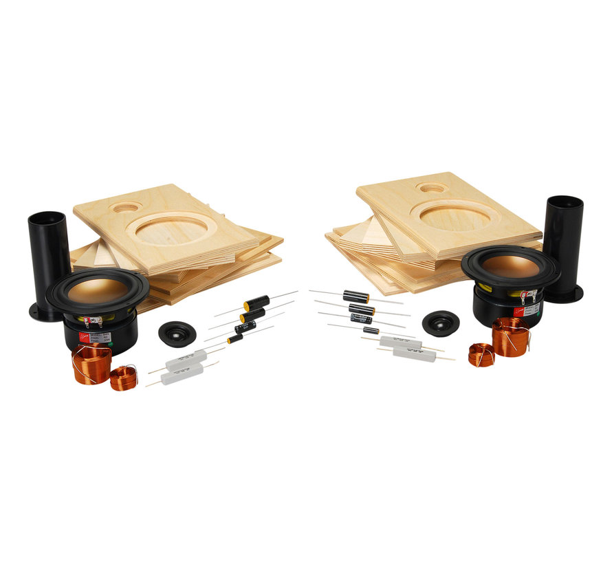 Overnight Sensations MT Speaker Kit Pair /w Cabinet