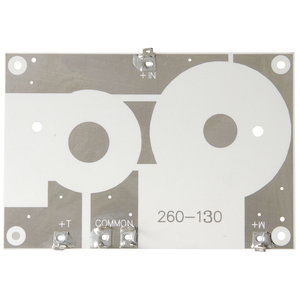 Crossover PC Board 2-Way 12 dB | 9,53 x 13,97 cm