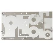 Crossover PC Board 3-Way 12 dB | 12,70 x 22,86 cm