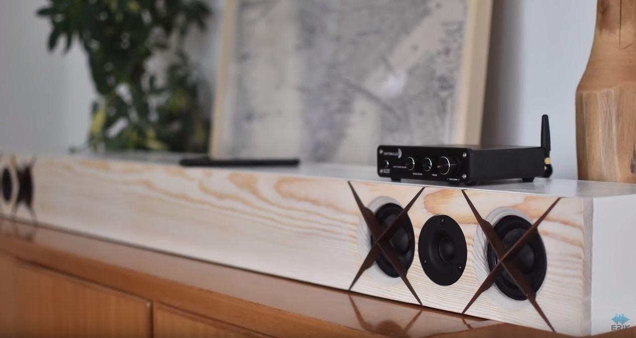 #24 DIY Project: Soundbar & Subwoofer door Erik Did It