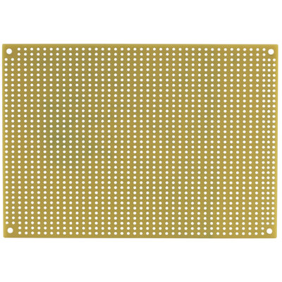 Red Perforated Crossover Board   Pair   12,70 x 17,78 cm