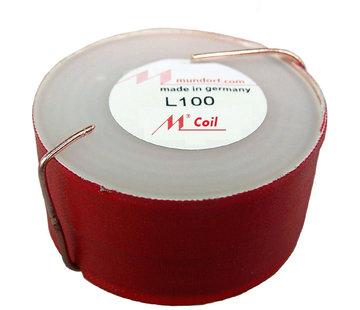 Mundorf L100-1,50 | 1,50 mH | 0,62 Ω | 2% | 18 AWG