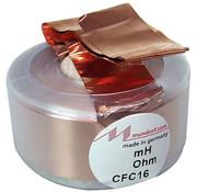Mundorf CFC16-0,12 | 0,12 mH | 0,11 Ω | 2% | 16,5 AWG