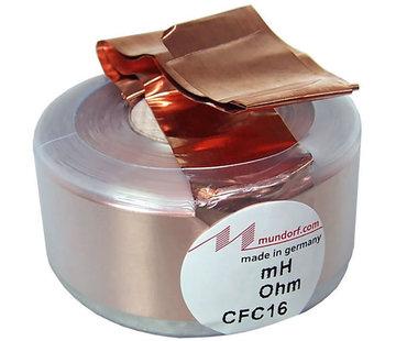 Mundorf CFC16-0,33 | 0,33 mH | 0,18 Ω | 2% | 16,5 AWG