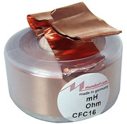 Mundorf CFC16-0,39 | 0,39 mH | 0,20 Ω | 2% | 16,5 AWG
