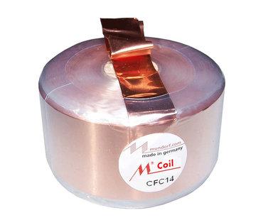 Mundorf CFC14-0,39 | 0,39 mH | 0,14 Ω | 2% | 14 AWG