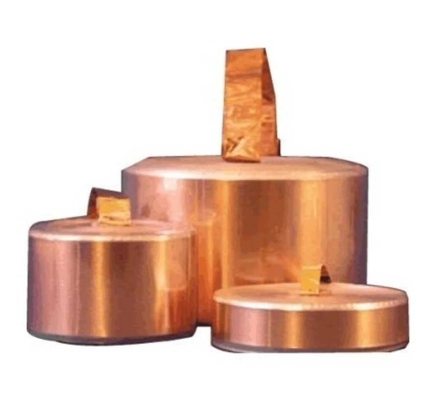 CFC14-0,68 | 0,68 mH | 0,20 Ω | 2% | 14 AWG | MCoil Foil crossover coil