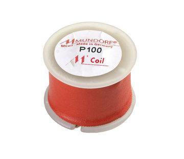 Mundorf P100-3,9   3,9 mH   0,71 Ω   3%   18 AWG