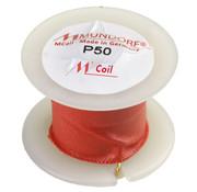 Mundorf P50-22 | 22 mH | 6,58 Ω | 3% | 24 AWG