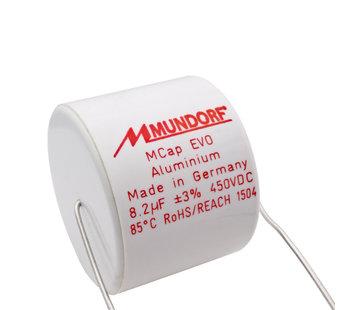 Mundorf ME-8,20T3.450 | 8,20 µF | 3% | 450 V