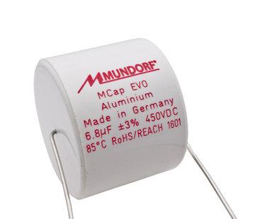 Mundorf ME-6,80T3.450 | 6,80 µF | 3% | 450 V