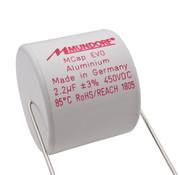 Mundorf ME-2,20T3.450 | 2,20 µF | 3% | 450 V
