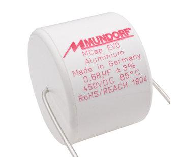 Mundorf ME-0,68T3.450 | 0,68 µF | 3% | 450 V