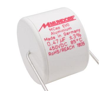 Mundorf ME-0,47T3.450 | 0,47 µF | 3% | 450 V